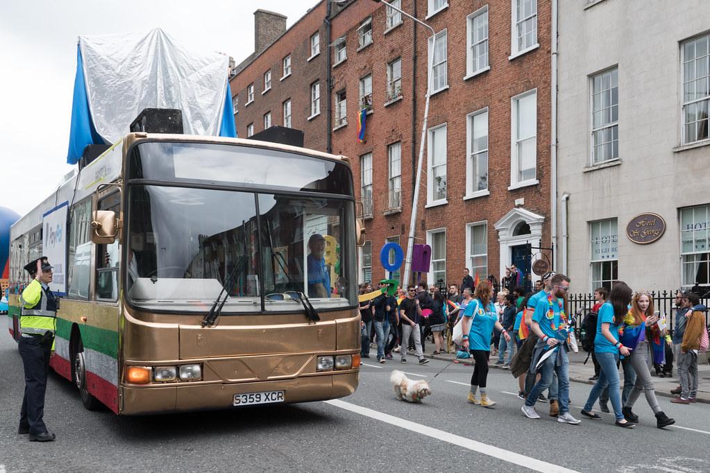 PRIDE PARADE AND FESTIVAL [DUBLIN 2016]-118179