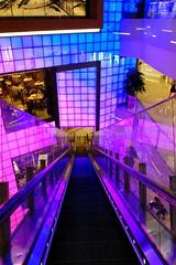 Shanghai - IAPM Colours (cnmark) Tags: china road light architecture night mall shopping shanghai interior central   huaihai  iapm allrightsreserved iapm