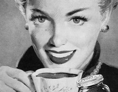 Woman's Day-Feb 1952 (File Photo Digital Archive) Tags: vintage advertising 1950s 1952