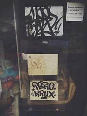 Base x PEZ (MaxTheMightyy) Tags: nyc streetart pez art graffiti sticker stickers tags vandalism usps tagging base 228 newyorkny nycgraffiti handstyles slaps handstyle krux newyorkgraffiti baser graffitistickers