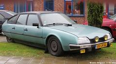 Citron CX GTI 1982 (XBXG) Tags: auto old france holland classic netherlands car vintage french 1982 automobile nederland citron cx voiture frankrijk gti paysbas ancienne franaise nieuwvennep citroncx 05lhgl