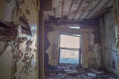 This Place is Falling Apart (IAmTheSoundman) Tags: old morning ohio house abandoned home sunshine peeling paint decay exploring cleveland mansion dust crumbling urbanexploring jakebarshick