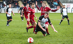 Brig 2-1 Spennymoor-4061 (Stefan Willoughby) Tags: bridge club 1 town football north lancashire playoffs win division fc premier league evo mckenna playoff macken stik bamber spennymoor evostik