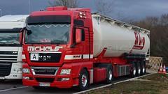 D - Michels >Silog< MAN TGX 18.480 XXL (BonsaiTruck) Tags: man silo camion trucks xxl bulk lorries lkw michels spitzer citerne tgx silog powdertank