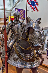 Armored Cavalry (Hendricks_NY) Tags: nyc newyork us unitedstates year sightseeing february month metropolitanmuseumofart activities 2015