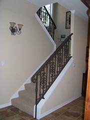 411 Stair rail