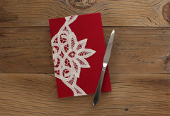 The Uncut Book (Kandis Design) Tags: paper notebook book handmade diary journal papel bookbinding diario handbound encadernacao handtornpaper uncutbook