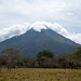 Última foto do vulcão Concepción