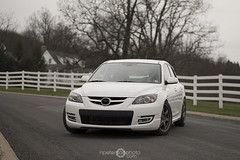 DSC_0037ew (Nathan Peterson Photography) Tags: mazda mazda3 mazdaspeed jbr mazdaspeed3 corksport speed3 jamesbaroneracing npetersonphoto