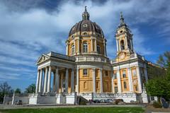 Basilica di Superga #torino (Leonardo Piccioni) Tags: torino nikon basilicadisuperga nikkor1685vr nikonclubit