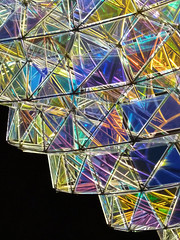 lafur Elasson - Berlin Colour Sphere (2005) (fb81) Tags: light color berlin art museum modern germany deutschland crystal sphere region ruhr ruhrgebiet olafureliasson neuss