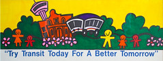 YAC 1996 Best of Show (BusterTheBus) Tags: bus art public youth san texas contest via transportation transit buster antonio metropolitan