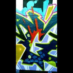 IMG_20150515_081239 (bg183tatscru@hotmail.com) Tags: 1980 art best artists sprat paint spraycan colors robots robot south bronx new york graffiti canvases canvas bg183 bg183tatscru tatscru tats cru graffitiart bestgraffitiartist southbronx graffitiletters nyc newyorkcity 2017 museum bronxmuseum spraycans paintmarkers