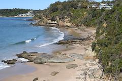 Norah Head rock beach (AndyBrii) Tags: lighthouse hires nsw centralcoast norahhead