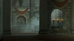 Sanctum (nzpaper) Tags: game dark landscape screenshot atmosphere videogame skyrim