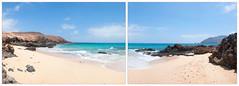 Barranco de los Conejos (Muchavida Team) Tags: beach mar paradise magic playa canarias arena canaryislands paraiso cala oceano islascanarias lagraciosa barrancodelosconejos