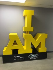 The #InvictusGames #IAM Statue has made a stop at #LandRoverOrlando and will be here for a very limited time! Don't miss out! Stop by our dealership and snap a #selfie or #usie in front of this International Icon and share with your friends and family! Ou (landroverorlando) Tags: auto usa cars car orlando automobile florida united group rover land fields fl states autos landrover rangerover luxury automobiles wwwlandroverorlandocom