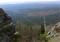 Bohemian Switzerland (I-N-R) Tags: mountains landscape czech hills valley landschaft tal gebirge hgel