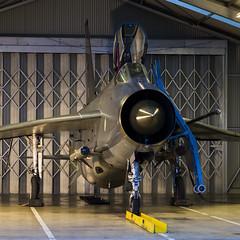 BAC Lightning F6 - 50 (NickJ 1972) Tags: night photo shoot photoshoot aviation ground nightshoot lightning lpg js proving bac 2016 f6 englishelectric britishaircraftcorporation bruntingthorpe xr728