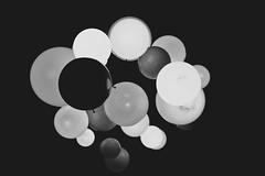 Eventually (biadeli) Tags: blackandwhite blancoynegro dark lights luces foto arte circles perspectiva oscuro circulos tonos fondonegro contrapicada