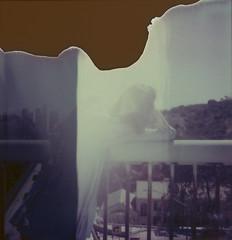 Lauryn polaroid 027Besotted Promises_ (Amandine B. Photography) Tags: bridge pink flowers blue sky nature stain fleur girl rose fleurs vintage garden polaroid downtown solitude loneliness chaos pastel dream young jardin bleu abandon pont tache fille daydream abandonment ville disappear jeune rve rtro disparaitre interseason intersaison