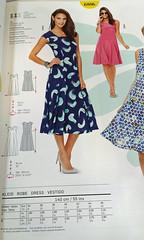 Burda 6806 (Jacqi B (catching up)) Tags: dress crepe rayon summerdress sleeveless burda viscose dressmakingpatterns burdapatterns patternsilike