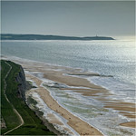 View on Cap Gris-Nez from Cap Blanc-Nez thumbnail