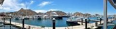 photo - Harbor, Cabo San Lucas (Jassy-50) Tags: panorama mexico harbor boat photo dock bajacalifornia cabosanlucas loscabos