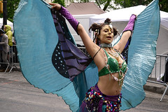 Dance Parade (Samicorn) Tags: nyc newyorkcity costumes festival happy dance spring wings nikon colorful dancers manhattan broadway may bellydancer parade gothamist unionsquare danceparade unionsquarepark newyorkdanceparade newyorkcitydanceparade danceparade2016