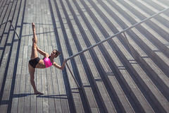 (dimitryroulland) Tags: street city light people urban paris france art dance nikon natural 85mm dancer gymnast gymnastics bnf flex 18 gym performer flexibility flexible d600 dimitry roulland