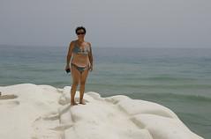 Jole_Scala_dei_Turchi_4993 (Manohar_Auroville) Tags: girls sea italy white beach beauty seaside rocks perspectives special scala sicily luigi dei agrigento fedele turchi scaladeiturchi manohar