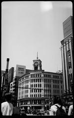 pearlette 1934  ReraPan100-127 (Tokyo Amigo) Tags: blackandwhite monochrome tokyo ginza   1934 127film   4x65 negativfilm rokuohsha pearlette    rerapan100