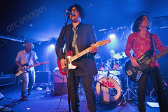Love Revisited (Rusty Squeezebox centre), Manchester Ruby Lounge, 23-6-16 (Gig Junkies) Tags: black alps love manchester idiot nine lounge johnny ruby proto revisited 2016 echols