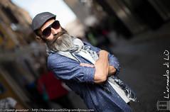 IMG_4663 (traccediscatti) Tags: street moda style persone uomo di campo barba cappello occhiali pubblicit modello abbigliamento accessori profondit