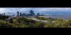Kings View (Rodney Campbell) Tags: cityscape au australia perth wa kingspark westernaustralia cityskyline