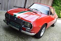 Zagato design meets Lancia flair.