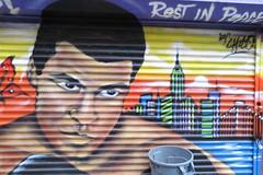IMG_8135 (Mud Boy) Tags: nyc newyork manhattan lowermanhattan muhammadali streetart publicart eastvillage