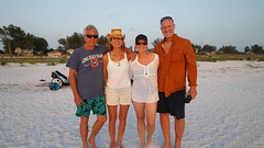 Anna Maria Island, FL with the Butlers