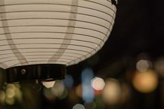 Lantern (Damon Li) Tags: street japan photography lights kyoto bokeh lantern pontocho