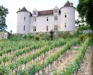 28 Château Lagrezette. Photo from Les Seigneurs du Cahors.