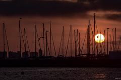 Poder (juliosabinagolf.) Tags: sunset sol nikon murcia nikkor marmenor sombras mediterrneo serenidad comunidadespaola d3300
