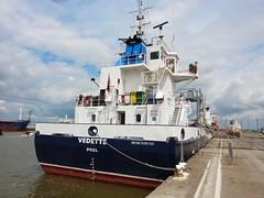 Cargo Ship MV Vedette (David Shreeve) Tags: cargo ship boat grimsby docks humber estuary england uk nelincs maritime
