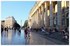 L'opéra de Bordeaux (mibric) Tags: france centre bordeaux opéra ville aquitaine