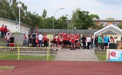 __IMG_8250 (blood.berlin) Tags: family fun coach referee team banner virgin magdeburg return qb win guards touchdown bulldogs tackle americanfootball punt fieldgoal spandau bulldogge gameball