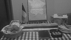 French (Audrey's photography) Tags: cheese french day map flag prayer baguette boules crossiants