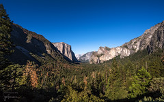 Yosemite Valley [5519] (josefrancisco.salgado) Tags: california usa forest waterfall woods flora nikon unitedstatesofamerica valle bosque valley halfdome yosemitenationalpark nikkor catarata d5 yosemitevalley cascada tunnelview bridalveilfall 1424mmf28g
