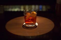 Negroni (takafuminishimura) Tags: bar cocktail gin campari vermouth negroni  sliceoforange