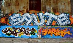 graffiti amsterdam (wojofoto) Tags: holland amsterdam lost graffiti wake nederland netherland ndsm noord wolfgangjosten lostangelz wojofoto