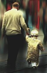 "A Golden Day (""Jimmer"" ( http://jim-vance.pixels.com )) Tags: street people golden figures"