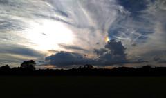 Sundog (Sky Kite) Tags: petersfield hampshire uk sundog parhelia mocksun